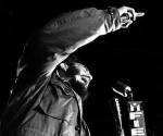 Fidel en La Habana. Foto: Liborio Noval