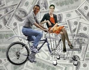 Yoani y Obama, una pareja tan falsa como Zapatero y Lady Gaga.