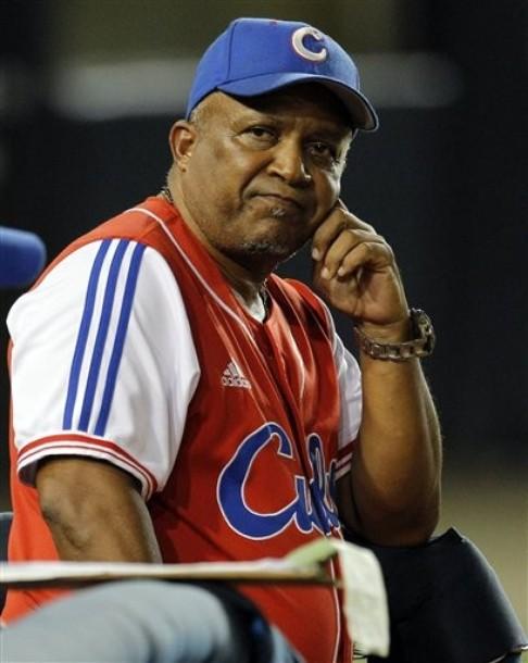 Enésimo rostro contrariado de nuestros managers...tiene maleficio el puesto. Foto: AP