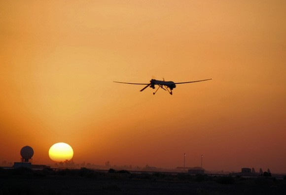 Drones en Pakistán