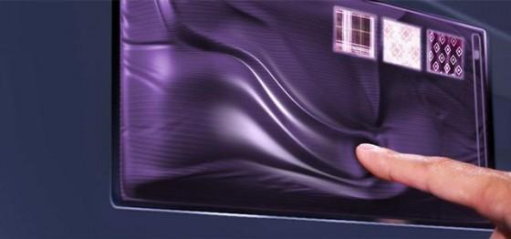 Estamos añadiendo la sensación del tacto a las superficies táctiles