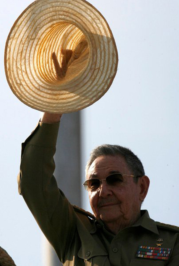 Raul Castro. Foto: Ismael Francisco