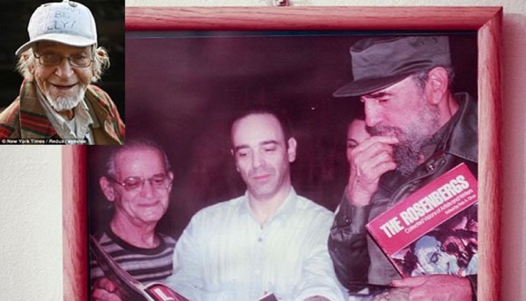 Fidel e Irwin Corey
