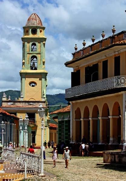 Trinidad. Foto: Ismael Francisco
