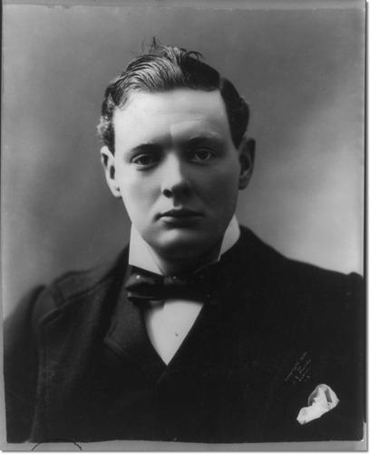 Churchill.