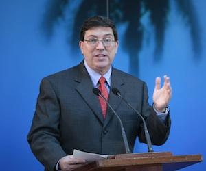Bruno Rodríguez. Foto: Ismael Francisco/ Archivo de Cubadebate