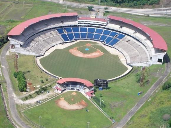 Estadio Rod Carew en Ciudad de Panamá, Panamá