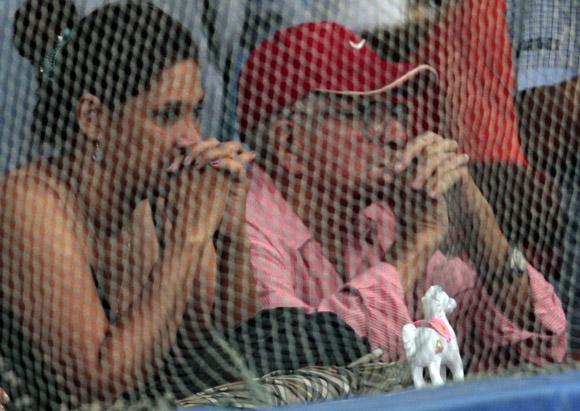 Solo un milagro salvaria a los Alazanes.  Foto: Ismael<br /> Francisco/Cubadebate.
