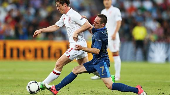 Ribery no descansa. Foto: UEFA.