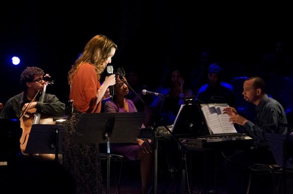 El director musical. Foto: Olivia Prendes/Cubadebate