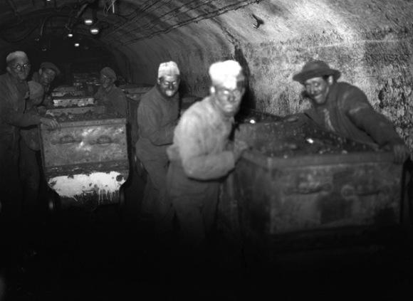 La Cuenca minera del Nord/Pas-de-Calais en Francia. Foto: AFP/Medhi Fedouach
