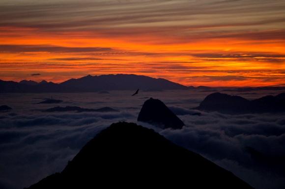 Río de Janeiro en Brasil. Foto: AFP/Christopher Simon
