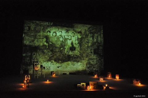 La pintura y otros lugares, de Espacio Teatral Aldaba.