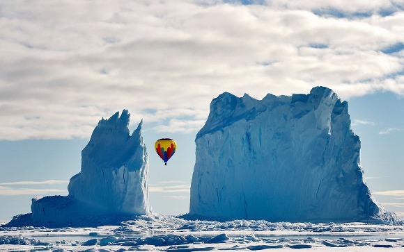 Volando. Foto: © Michelle Valberg/National Geographic Traveler Photo Contest