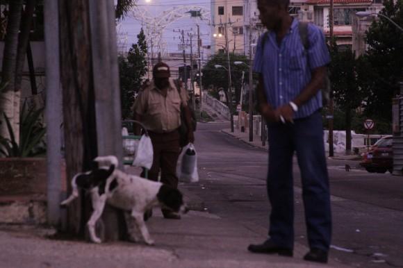 Evacuación matutina. Foto: Mónica Rivero/Cubadebate