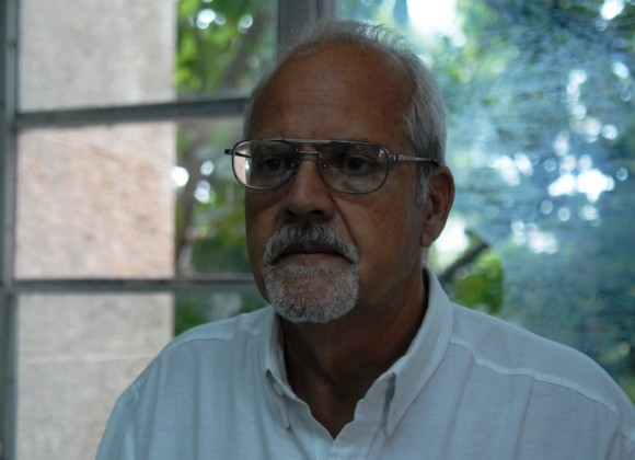 José Luis Méndez Méndez, investigador cubano. Foto: Raúl Pupo/ Juventud Rebelde.