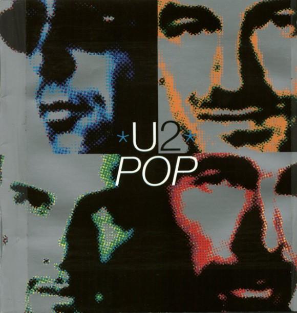 U2 sacó su disco titulado «Pop» en 1997 como un homenaje al mundo del Pop Art, sin demasiado éxito de críticas en lo musical y con una portada bastante extraña