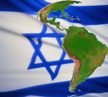 Resultado de imagen de Israel en America latina