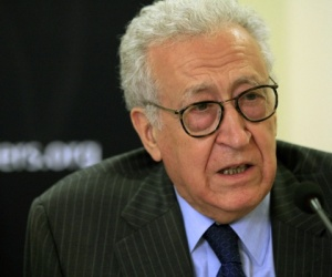 El argelino Lajdar Brahimi sustituye a Annan como enviado especial a Siria