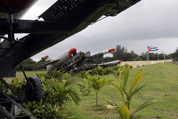 La capital cubana acogerá esta semana un taller científico para debatir sobre la llamada crisis de los misiles, un suceso que medio siglo después sigue en la atención internacional. Foto: Ismael Francisco/Cubadebate.