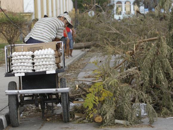 Santiago de Cuba Huracán Sandy. Foto: Ismael Francisco/Cubadebate.