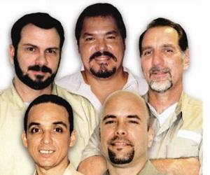 los-cinco-heroes-cubanos