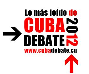 Lo más leido de Cubadebate en 2012