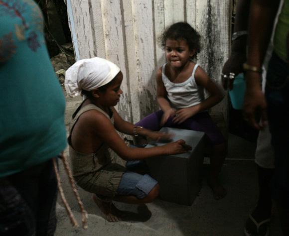 El rayamiento,  es la ceremonia de iniciación en la religión de Palo Monte Mayombe. Foto: Ismael Francisco/Cubadebate.