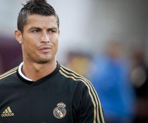 Cristiano Ronaldo. Foto: AP.