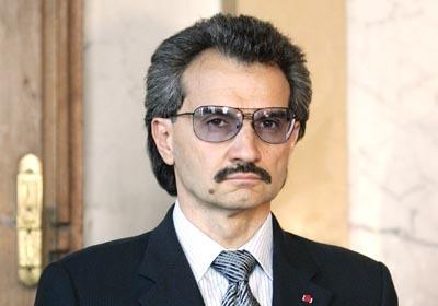 Alwaleed bin Talal Al Saud (USD 28.700 millones)