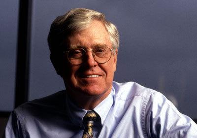 Charles Koch (USD 40.900 millones)