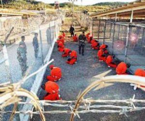 Cárcel en Guantánamo. Foto: Archivo.