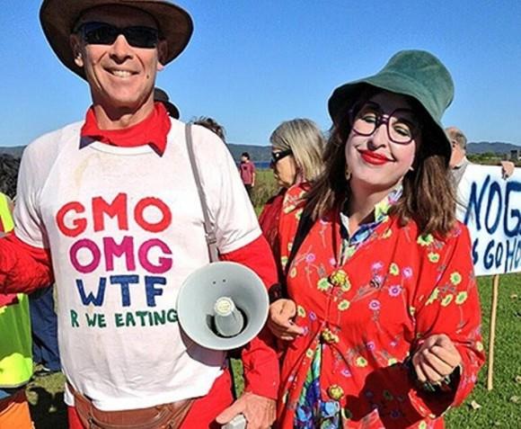 Marcha contra Monsanto.  Foto: facebook.com / MarchAgainstMonstanto
