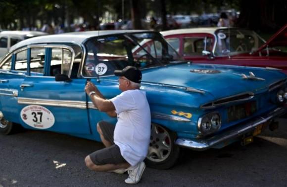 carros viejos habana