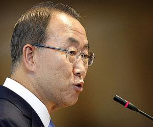 Ban Ki-moon. Foto: Archivo.