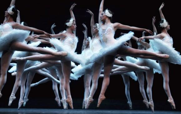 Los cisnes en su conjunto expresan un deseo de vuelo y de libertad. La evolución del cuerpo de baile está sujeto a una rigurosa gestualidad particular marcada por el movimiento armónico de los brazos como alas.