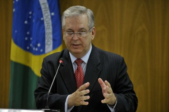 Luiz Alberto Figueiredo, canciller de Brasil. Foto: Archivo.