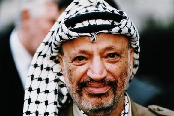 Se ha confirmado que los restos de Arafat tienen un alto grado de polonio radiactivo.