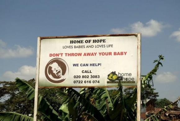 En Kenia, situaciones como esta son cotidianas. Foto: El Mundo