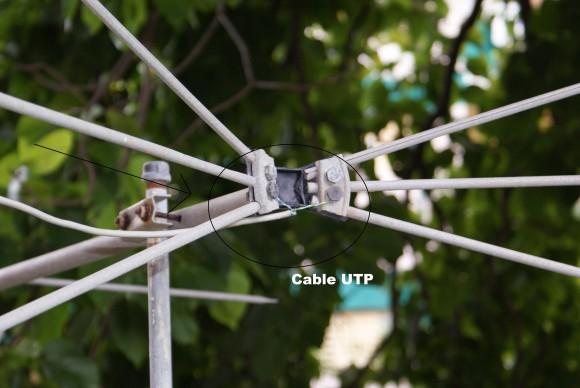 Uno de los problemas en las antenas que dificultan la recepción de la señal digital