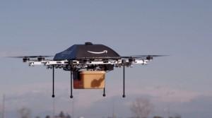 La compañía Amazon, también apuesta por el trabajo robótico. Foto: Marketing Hoy