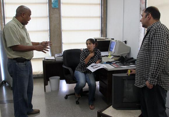 Granma desde dentro. Foto: Ismael Francisco/Cubadebate