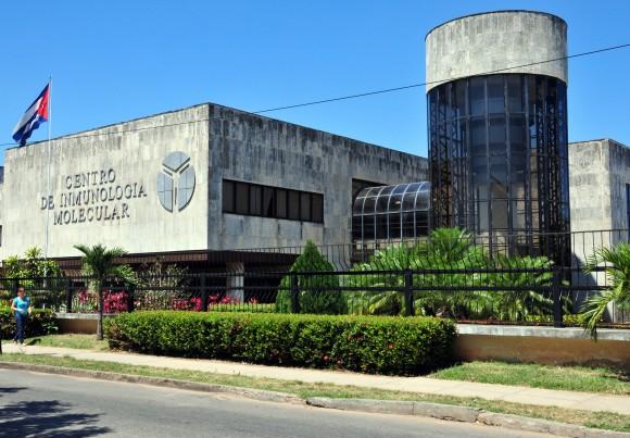 Centro de Inmunología Molecular. Foto: Analeida Puerto/Cubadebate
