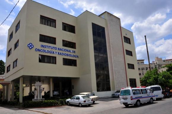 Hospital Oncológico de La Habana. Foto: Analeida Puerto/Cubadebate