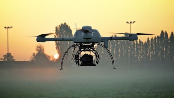 drones darpa wifi