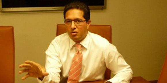 Eligio Cedeño es un banquero prófugo de la justicia venezolana, radicado en Miami luego de ser absuelto de todas sus acusaciones por la jueza María Lourdes Afiuni.
