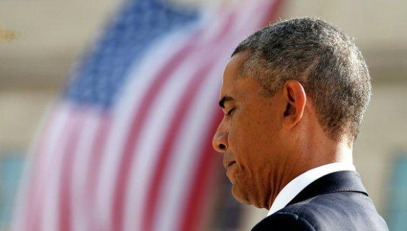 barack Obama bandera