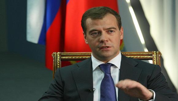 Medvedev recalcó el carácter unilateral de las sanciones aunque aclaró que su gobierno no se quedará de brazos cruzados.