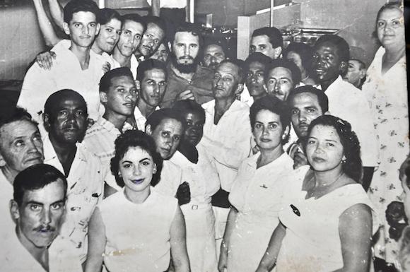 Fidel Castro en Camagüey, el 27 de noviembre de 1959.