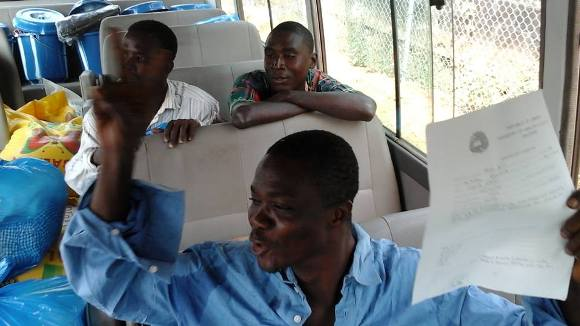ébola en Liberia 1